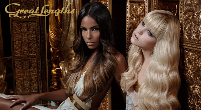 Great Lengths Hair Extensions North London Barnet